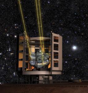 Dev Macellan Teleskobu